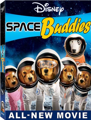 Space Buddies [Widescreen] [O-Sleeve]