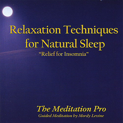Relaxation Techniques for Natural Sleep