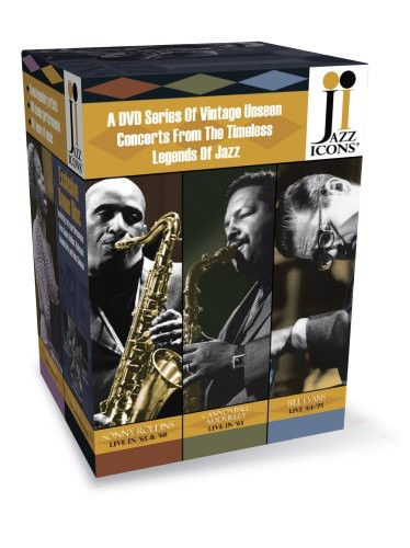 Jazz Icons: Jazz Icons Box Set: Series 3