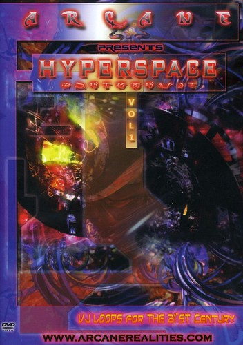 Arcanerealities: Hyperspace