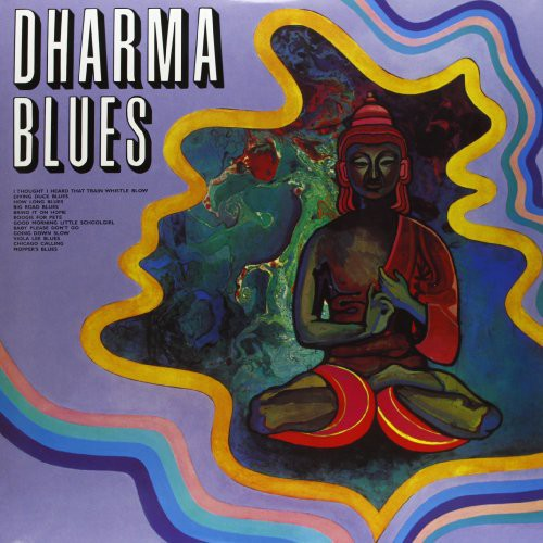 Dharma Blues [Import]