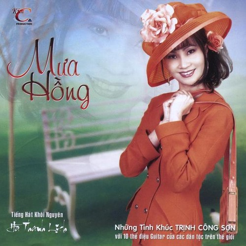 Mua Hong (The Rosy Rain) 10 Songs Composed By Trin