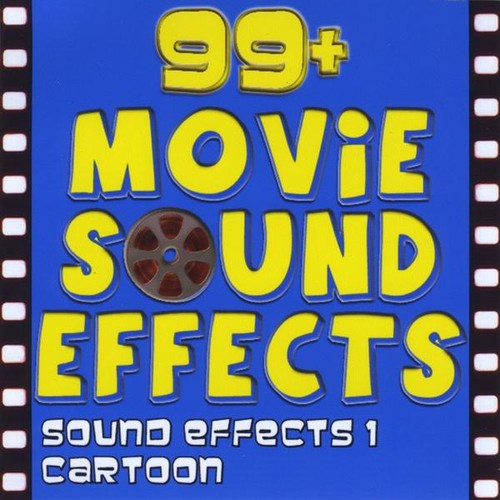 Sound Effects 1 Animation & Cartoon FX /  Various