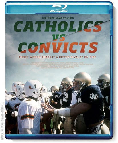 ESPN FILMS 30 for 30: Catholics vs. Convicts