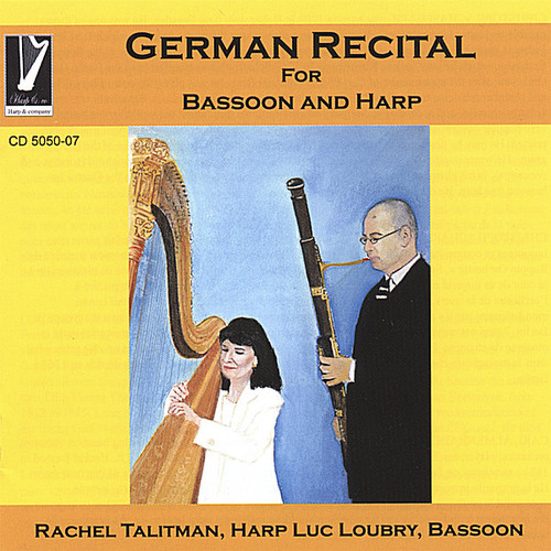 German Recital for Bassoon & Harp