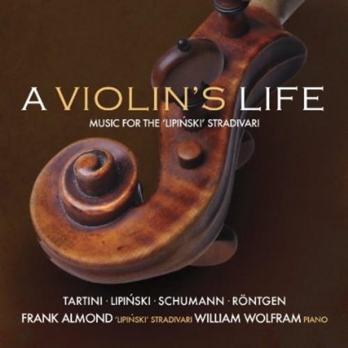 Violin's Life: The Lipinski Strad