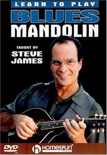 Learn To Play Blues Mandolin, Vol. 1