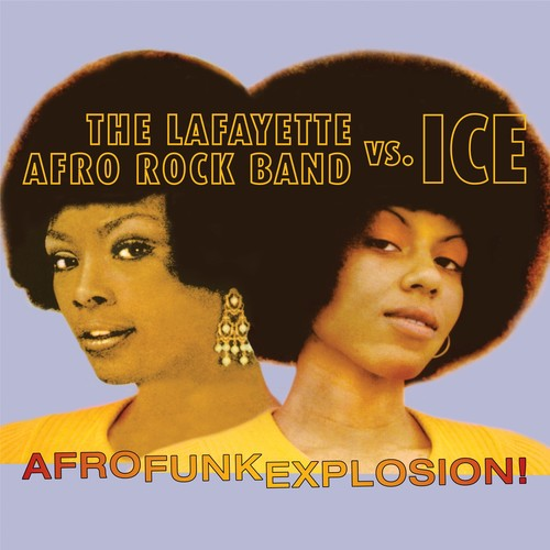 Afro Funk Explosion!
