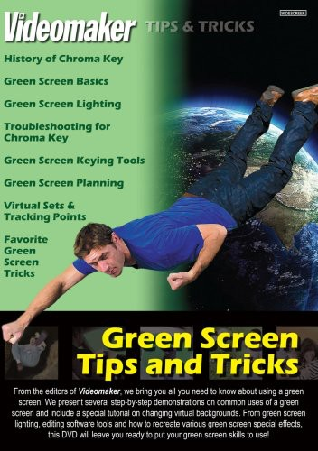 Green Screen Tips and Tricks