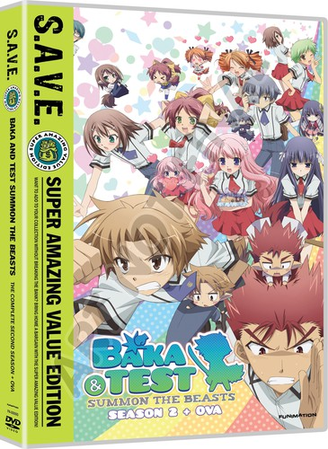 Baka & Test: Season Two - S.A.V.E.
