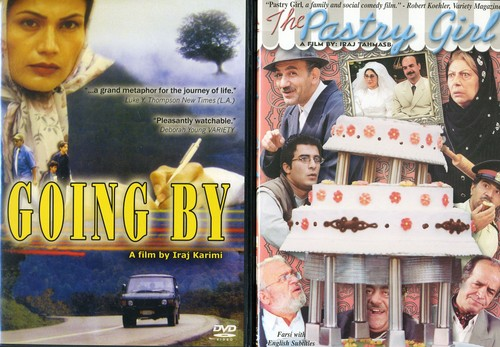 Iranian Genre Flicks: Going By & Pastry Girl