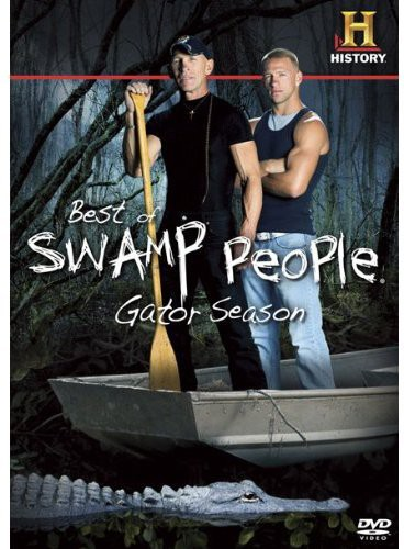 Best Swamp People Gator Sea
