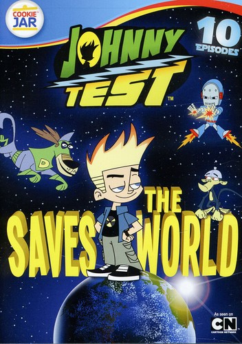 Johnny Test: Johnny Saves the World