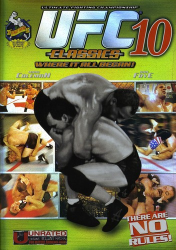 UFC Classics, Vol. 10: The Tournament