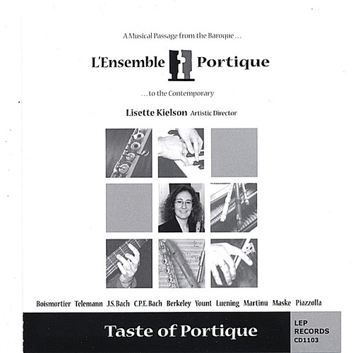 Taste of Portique