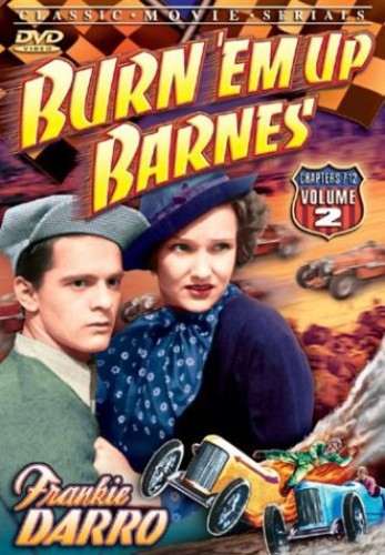 Burn 'Em Up Barnes 2 (Chapters 7-12)