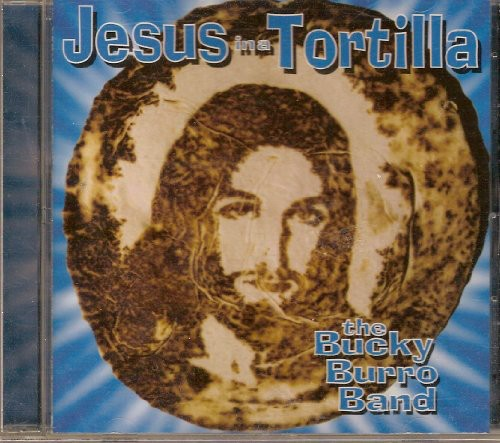Jesus in a Tortilla