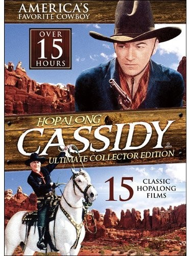 15-Film Hopalong Cassidy 1