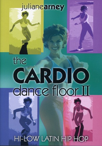 Cardio Dance Floor Workout, Vol. 2 [Exercise]