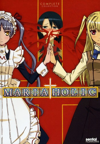 Maria-Holic: Complete Collection [WS] [Subtitles]