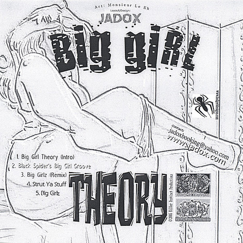 Big Girl Theory EP