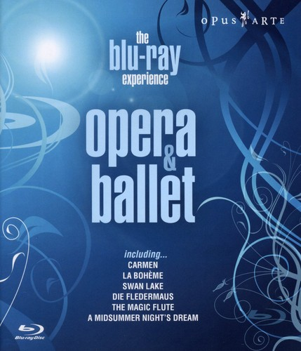 Experience Opera & Ballet Highlights /  Various