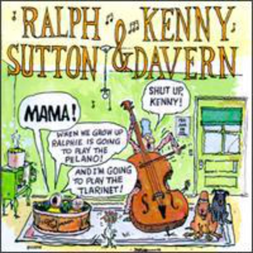 Ralph Sutton and Kenny Devern