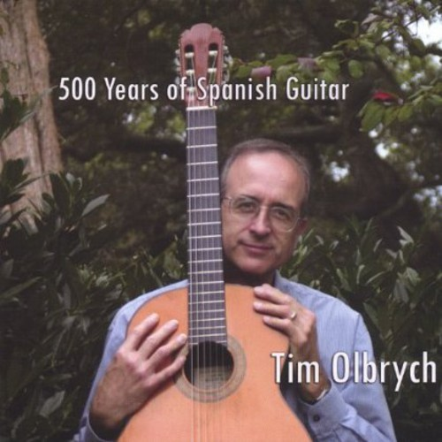 500 Years of Spanish Guitar