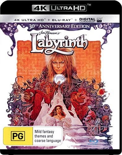 Labyrinth (30th Anniversary) [Import]