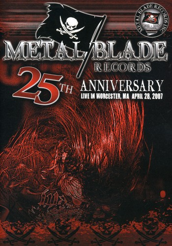 Metal Blade 25th Anniversary Live /  Various