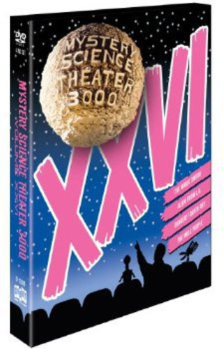 Mystery Science Theater 3000: Volume XXVI