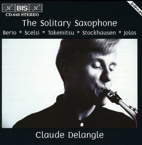Solitary Saxophone /  Various