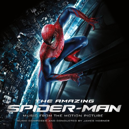 The Amazing Spiderman: Music From The Motion Picture
