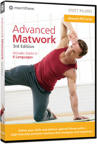 Stott Pilates: Advanced Matwork 3rd Edition