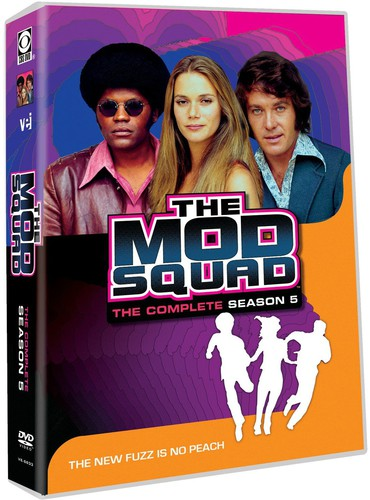 The Mod Squad: The Complete Season 5