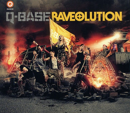 Q-Base 2011: Raveolution /  Various [Import]
