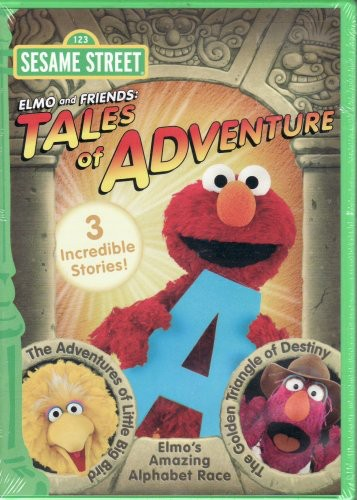 Sesame Street: Elmo and Friends: Tales of Adventure