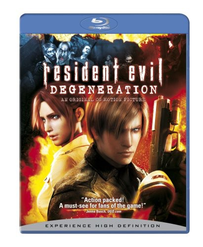Resident Evil: Degeneration [Widescreen]