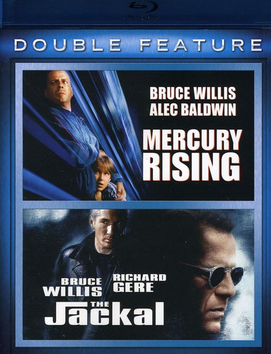 Mercury Rising/ The Jackal [WS] [Double Feature]