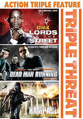 Triple Threat - Action Triple Feature