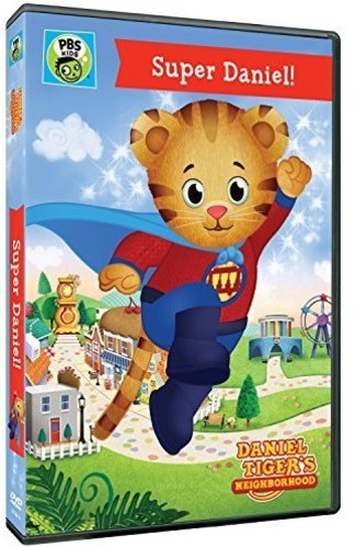 Daniel Tiger's Neighborhood: Super Daniel