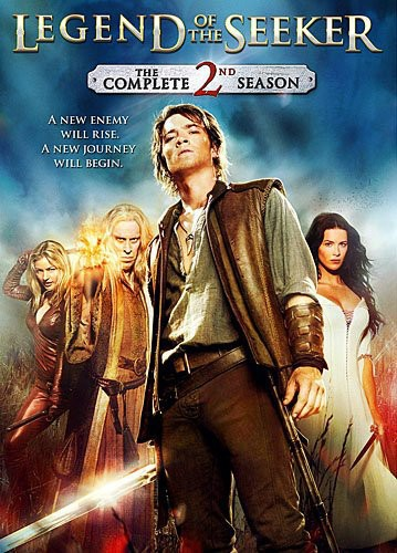 Legend of the Seeker: The Complete Second and Final Season
