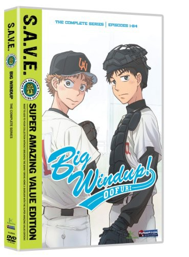 Big Windup: Complete Series - S.A.V.E.