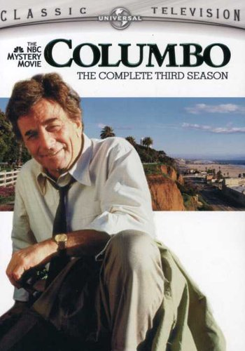 Columbo: The Complete Third Season [Full Frame] [2 Discs] [Snap CasesWith Outer Box]