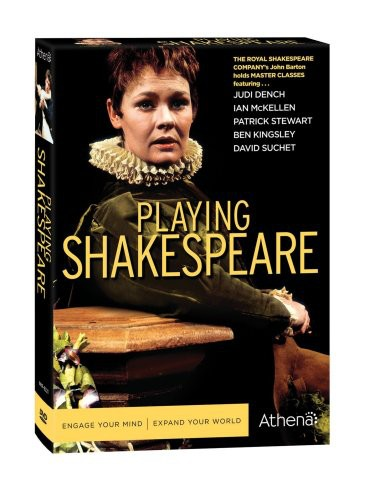 Playing Shakespeare [4 Discs]