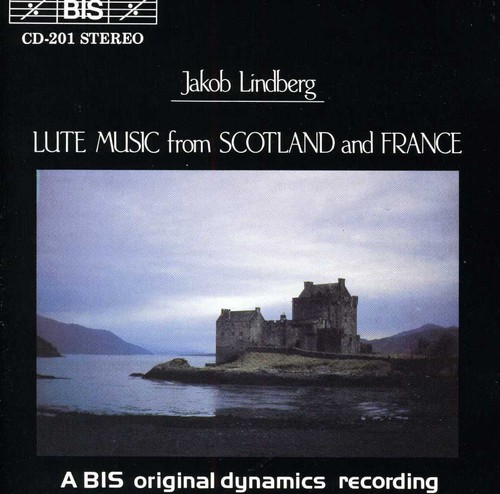 Scottish & French Lute Music