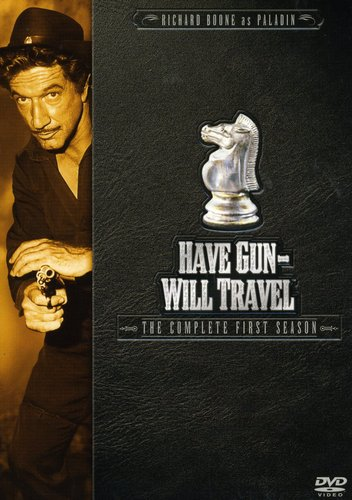 Have Gun Will Travel: The Complete First Season