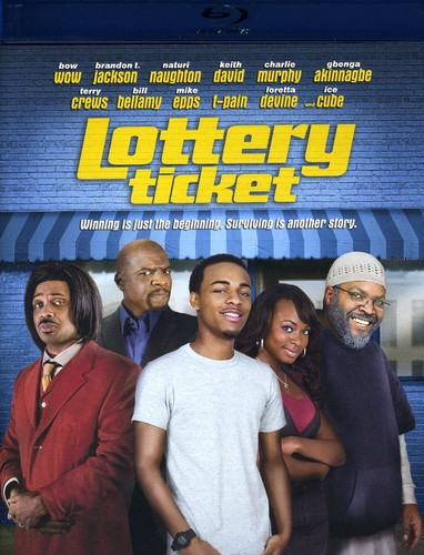 Lottery Ticket [Widescreen] [Blu-ray/ DVD/ Digital Copy Combo]