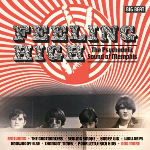 Feeling High: Psychedelic Sound of Memphis /  Various [Import]