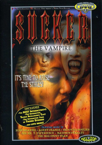 Sucker the Vampire